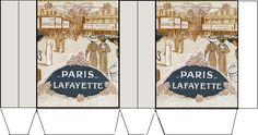 Paris Lafayette création Pascale Appiani