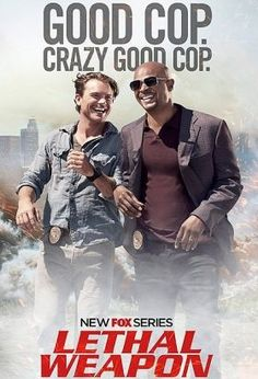 Lethal Weapon (2016-2017) / S: 1 / Ep. 18 /  Action | Crime | Drama | Thriller / Based on Lethal Weapon by Shane Black / Creator: Matthew Miller / Stars: Damon Wayans, Clayne Crawford, Keesha Sharp, Damon Wayans, Kevin Rahm / Lethal Weapon is based on the popular 'Lethal Weapon' films in which a slightly unhinged cop is partnered with a veteran detective trying to maintain a low stress level in his life.