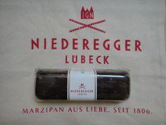 """Niederegger 500g """"Schwarzbrot"""" :-D"""