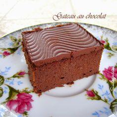 Siula Golosa: Gateau au chocolat di Lignac