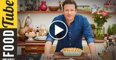 Fish Pie Jamie Oliver, Jamie Oliver Salmon, Salmon Recipes, Fish Recipes, Recipies, Seafood Pie Recipe, Jamie Oliver Healthy Recipes, Salmon Pie, Easy Pie Recipes