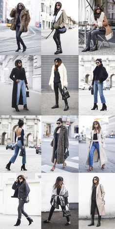 Fashion Landscape | Best outfits of 2016 Part III: Edgy Outfits