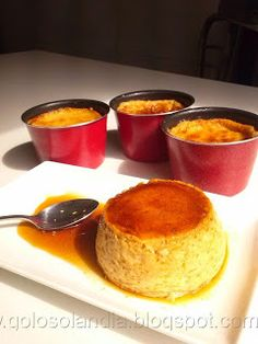 Coffee Flan (Please use a translator for this site..preferrably Google Translator as I have already used it for this page for you to have it in English)