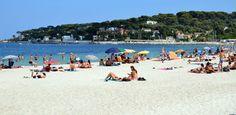 Antibes Beach, France