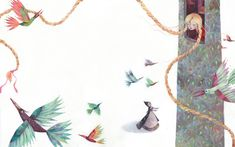 Aurélie Blanz - Illustratrice Portfolio : Albums jeunesse