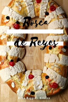 Christmas Desserts, Christmas Recipes, Easy Buttercream Frosting, Yummy Treats, Yummy Food, Spanish Desserts, Mexican Dessert Recipes, Classic Desserts, Dessert Bread