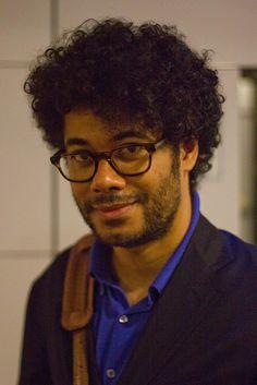 Richard Ayoade <3