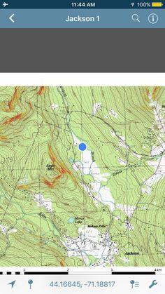 Imported Geospatial PDF Map