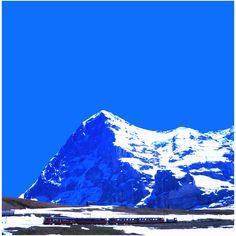 blank 02 2009 C-print, plexiglas 31.3×31.3cm