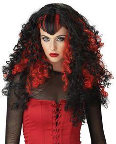 halloween vampire wigs