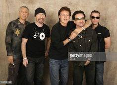 U2 and Sir Paul ~