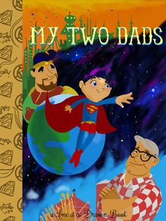 What if classic children's books starred comic book characters?