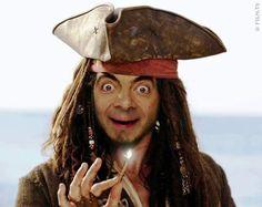 Erstaunlich aber wahr: irgendwie wird jeder Hauptdarsteller cooler, wenn man ihm das Gesicht photoshopt. Alles ist besser mit dem Gesicht von Mr Bean ➠ https://www.film.tv/go/2Y  #MrBean #Meme