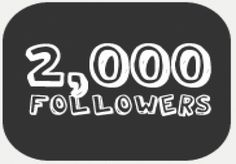 Will add 2000++ Twitter Followers within 12-24 hours only for $1