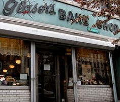 Glaser's Bakery Storefront
