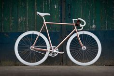 olsthoorn cycles copper 1