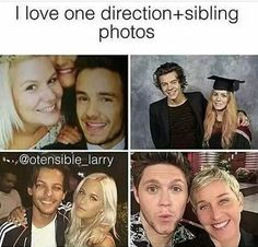 Specially Niall and Ellen