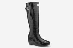 Festival wedge welly