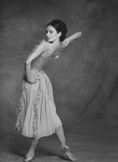 ballet...the energy, passion of the combination of music and motion.
