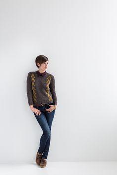 Ravelry: Yane pattern by Tokuko Ochiai