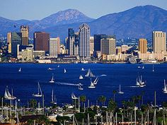 Loved growing up in San Diego.