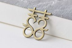 20 pcs Double Happiness Wedding Decoration Antique Bronze Charms 22x25mm A8757 by VeryCharms on Etsy