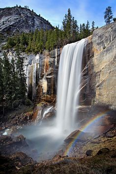 Vernal Falls / Love Your Mother