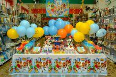 Decoração da Festa Subway Surfers #decoracao #subwaysurfers #festa #party