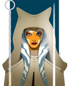What did you think when you found out that Ahsoka lived in Star Wars Rebels!? #starwars