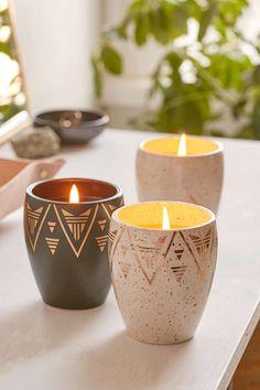 Desert Ceramic Candle - Urban Outfitters  #UOonCampus #UOContest