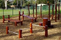 Image result for Outdoor natural gym