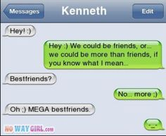 Mega Friendzoned