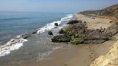 Beach Waves in Malibu, California Leo Carrillo State Beach, Beach Waves, California, Waves, Ocean Waves, Wavy Hair