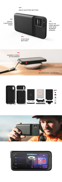 The Future of Mobile Filmmaking: Anamorphic, Battery, Gimbal by Moment — Kickstarter
