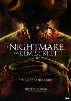 A Nightmare on Elm Street (2010) movie dvd cover (Canada)