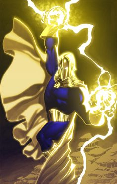 On a later adventure to Kahndaq with the JSA, Hector and Nabu clashed again, as Nabu took control of Doctor Fate, and worked against the JSA, stating that Hector was simply blindly following his father. While controlling his host, Nabu undid the magic which had turned the Feithereans into simple birds and apparently switched over to the side of Black Adam, who was also an old ally of Nabu in Ancient Egypt.