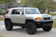 Post of all Rims and tires out there! - Page 21 - Toyota FJ Cruiser Forum