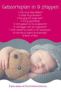 Bevallingsplan schrijven? Aan de hand van deze complete vragenlijst schrijf jij ook zo een volledig geboorteplan! Pregnancy Planner, New Life, Personal Care, Blog, Kids, Toddlers, Self Care, Boys, Personal Hygiene