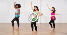 Belly Dancing Workout For a Toned Core - Fitness and Exercises, Outdoor Sport and Winter Sport Fat Loss Cardio, Fat Burning Cardio Workout, Belly Fat Workout, Belly Dance Workouts, Tummy Workout, Workout Fitness, Fitness Motivation, Belly Dancing For Beginners, Belly Dancing Classes