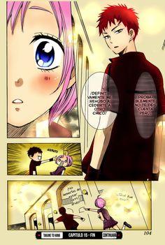Takane to Hana Capítulo 15 página 31 - Leer Manga en Español gratis en NineManga.com