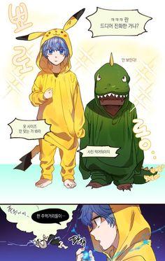 Tower of God ran koon Manhwa, Art It, Anime Titles, Punch Man, Korean Anime, Demon Slayer, Ship Art, Manga Comics, Aesthetic Art