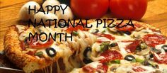 October is National Pizza Month | Pizza Oven | All Things Pizza