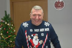 Clinton Marston our Stansted Manager