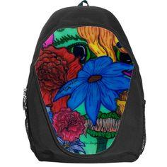 Creepy+Beauty+Backpack+Bag