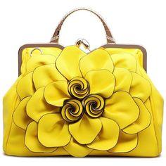 Women Handbag Tote Purse Shoulder Bag Flower PU Leather Crossbody Top... ($39) ❤ liked on Polyvore featuring bags, handbags, shoulder bags, purses, purse crossbody, crossbody handbags, handbags crossbody, crossbody purses and man shoulder bag