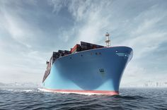 Maersk Line's new Triple-E class will be the world's largest ships, a record 400 meters long and 59 meters wide. Triple E stands for Energy efficiency, Environmental performance and Economies of scale. Navy Special Forces, Maersk Line, Economies Of Scale, Merchant Marine, Packers And Movers, Transportation Services, Construction, Hd Wallpaper, Desktop Wallpapers