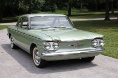 1960 Corvair 700 Coupe