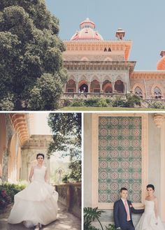 Monserrate Palace Wedding Venue in Portugal is the most magical and enchanted wedding venue to have your destination wedding in Portugal! For more info please contact us at: info@lisbonweddingplanner.com