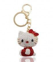 Hello Kitty Key Charm