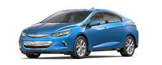 Conoce la velocidad y potencia en el auto eléctrico de rango extendido Chevrolet Volt 2017